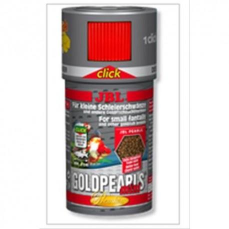 JBL - GOLDPEARL CLICK 100ml-58gr perle pesci rossi