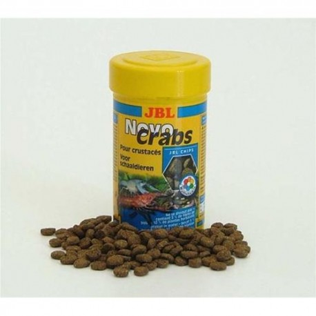 JBL - NOVO CRABS 100ml x crostacei a chele