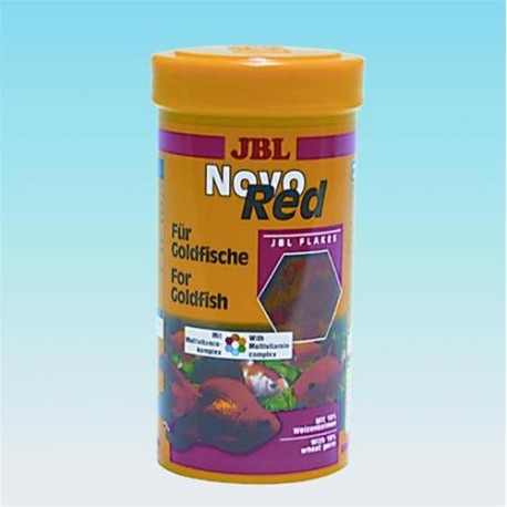 JBL - NOVORED pesci rossi fioc100ml-16gr