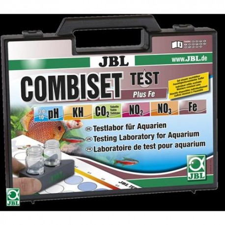 JBL - TEST CombiSet - PH,GH,KH,NO2,NO3