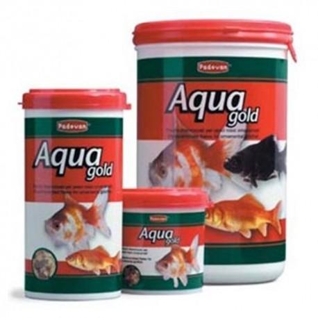 PADOVAN - AQUA GOLD 1000 ml 200gr fiocchi pesci rossi