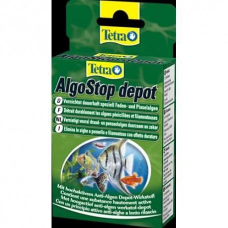 TETRA - AlgoStop Depot 12 cps