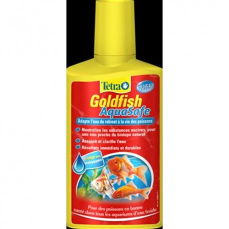 TETRA - GoldFish AquaSafe ML 100