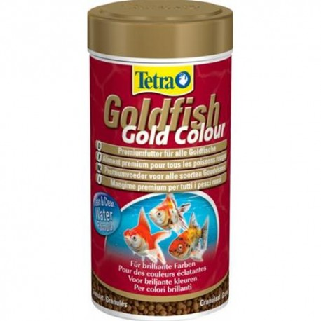 TETRA - Goldfish Gold Color 250 ML