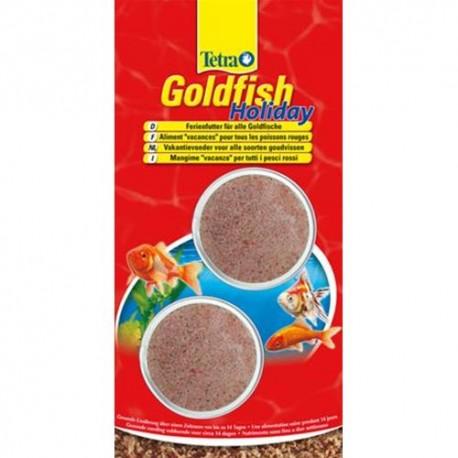 TETRA - Goldfish Holiday Block 2X12 G