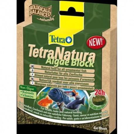 TETRA - Mangime TetraNatura Algae Block 3X12 gr
