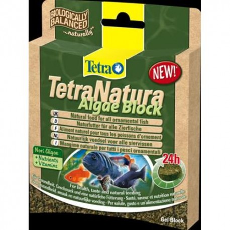 TETRA - Mangime TetraNatura Algae Mix 20x4 gr