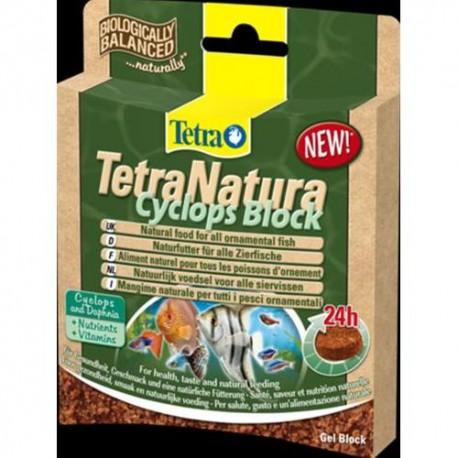 TETRA - Mangime TetraNatura Cyclops Block 3X12 gr