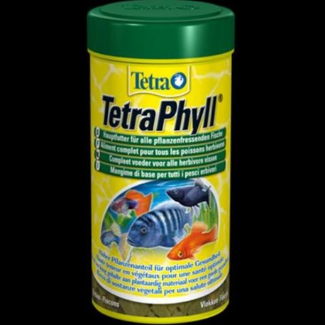 TETRA - Mangime TetraPhyll 250 ml