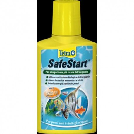 TETRA - SafeStart Batteri 100 ml