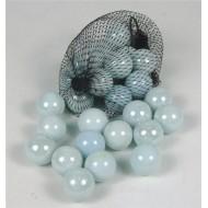 ACQUAPROGET - Palline bianche mm.24 gr.250 sacc.
