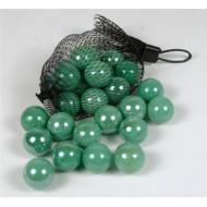 ACQUAPROGET - Palline verde mm.24 gr.250 sacc.