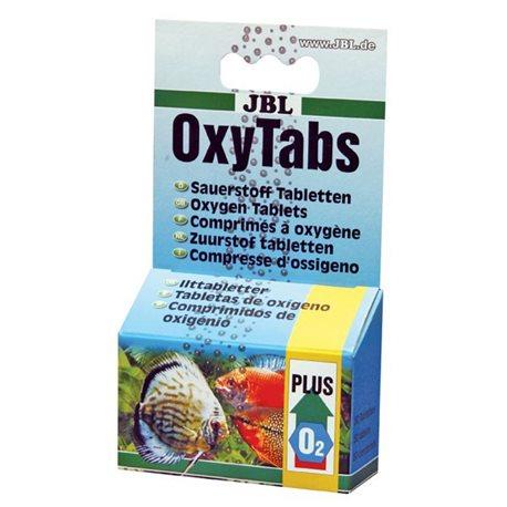JBL - OXYTABS 50 tavolette Ossigeno