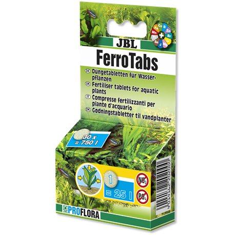 JBL - FERROTABS 30 tav Fertilizzante