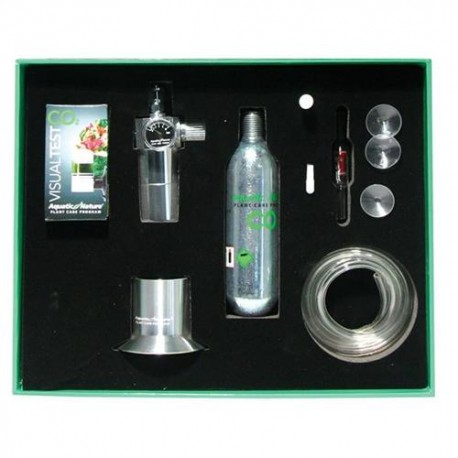 A.N. - CO2 STANDARD KIT SILVER anidride carb. U&G