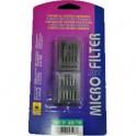 NEWA - CART. CARB. (2 pz) x MICRO Filter 40/70