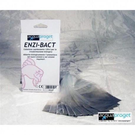 ACQUAPROGET - ENZI-BACT polv. batt. enziamatica - 10 buste x 3gr.