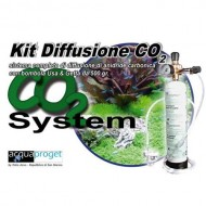 ACQUAPROGET - KIT DIFFUSIONE CO2 Usa & Getta 1 manometro