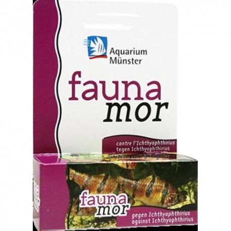 AQUARIUM MUNSTER - FAUNA MOR 100 ml curativo puntini bianchi