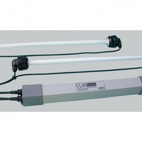 CLIKtronic CEAB c/portalampada T5 2x54watt
