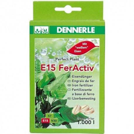 DENNERLE - E15 FER ACTIV 10 Compresse
