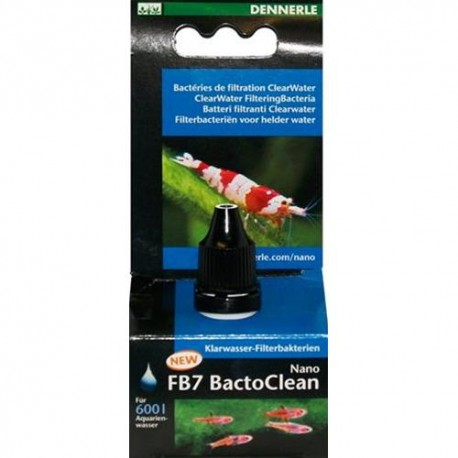 DENNERLE - Nano FB7 BactonClean -Batteri
