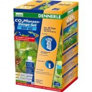 DENNERLE - Set di Fertilizzazione CO per piante Bio 120 Starter