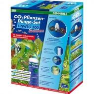 DENNERLE - Set di Fertilizzazione CO2 per piante 300 QUANTUM