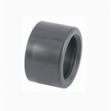 16 BUSSOLA RIDUZIONE PVC INCOLL. 75x63