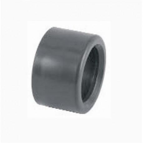 16 BUSSOLA RIDUZIONE PVC INCOLL. 90x75