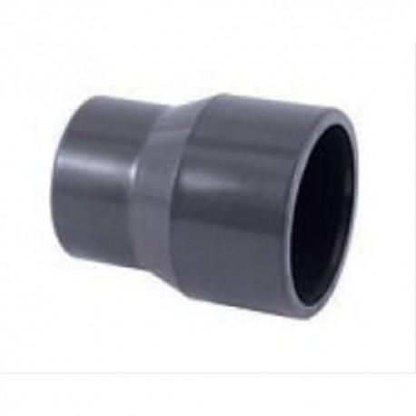 18 RIDUZIONE LUNGA PVC INC. 50-40X25