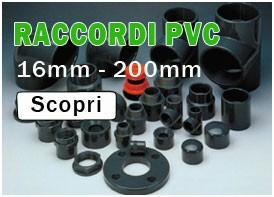 Raccordi PVC
